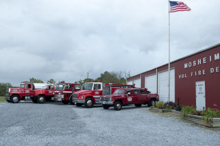 Mosheim Volunteer Fire Department - Click to open a full sized version of this photo in a new browser window.